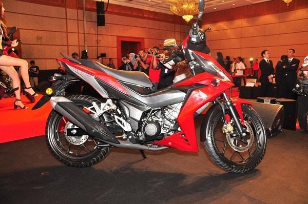 Honda Winner 2018 phiên bản mới