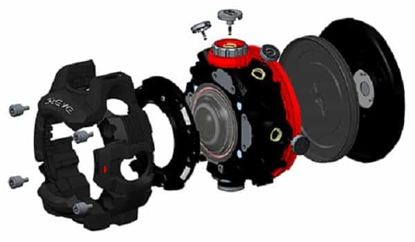 hình ảnh Camera Casio GZE - 1