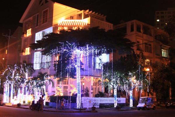 Địa điểm đi chơi Noel 2017 - 2018 tại Sài Gòn