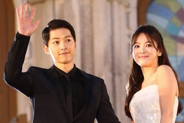 4 điều thú vị về Song Joong Ki và Song Hye Kyo có thể bạn chưa biết