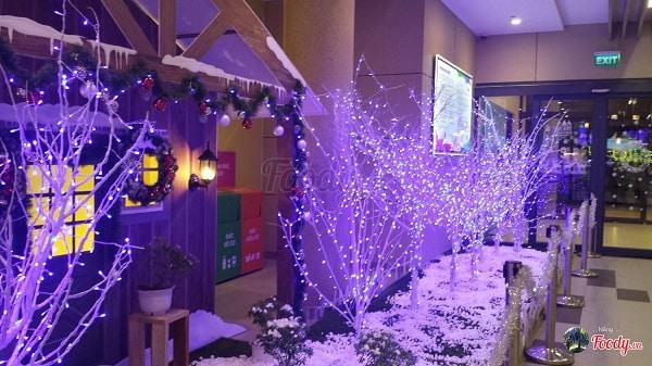 Helio Center - Địa điểm đi chơi Noel tại Đà Nẵng 2017