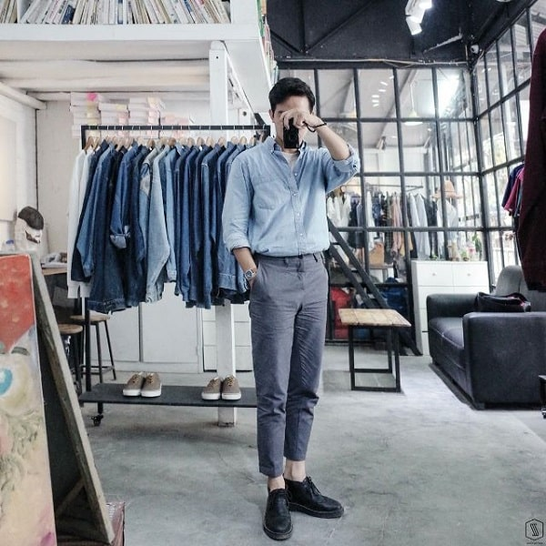 hình ảnh 20+ Shop áo sơ mi flannel nam đẹp giá rẻ dưới 300K tại TPHCM - số 5
