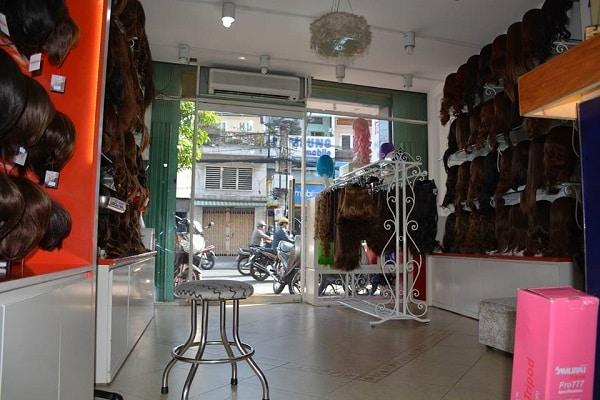 hình ảnh 20+ Shop Tóc Giả Nam Nữ Đẹp Như Tóc Thật Có Giá Rẻ Nhất TPHCM - số 7