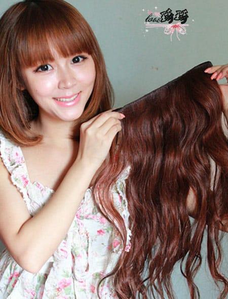 20+ shop tóc giả nam nữ đẹp như tóc thật giá rẻ nhất TPHCM
