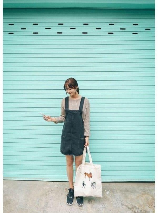 hình ảnh 100+ mẫu túi tote đeo chéo vải bố, da đẹp nhất & cách mix đồ cực xinh - số 1