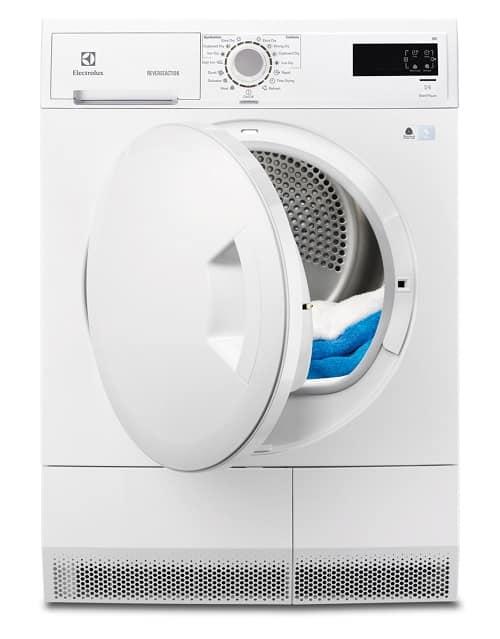 máy sấy quần áo electrolux 8kg