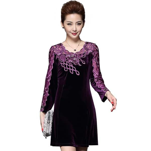 hình ảnh Top 10 shop bán đầm trung niên tại TPHCM giá rẻ, chất lượng nhất - số 3