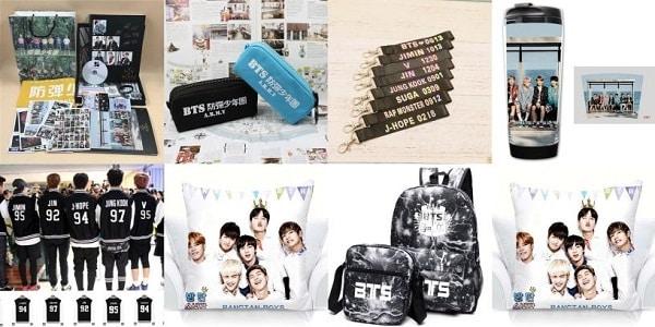 10+ Shop bán đồ BTS tại TPHCM: quần áo, phụ kiện & album BTS giá rẻ