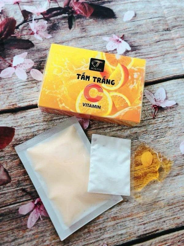 hình ảnh Tắm trắng cam vitamin C có tốt không? Review cách sử dụng hiệu quả nhất - số 1