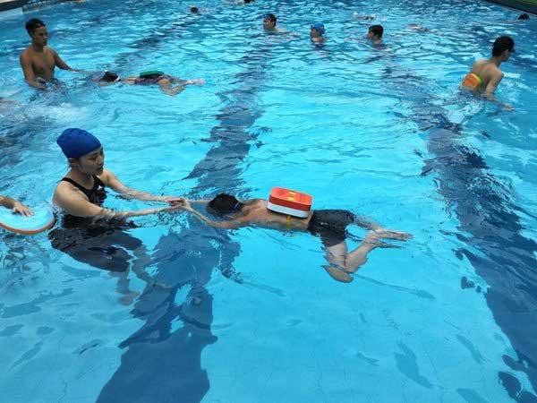 hình ảnh Top 7 Địa Điểm Học Bơi Ở TPHCM Giá Rẻ Cho Mọi Người - số 9