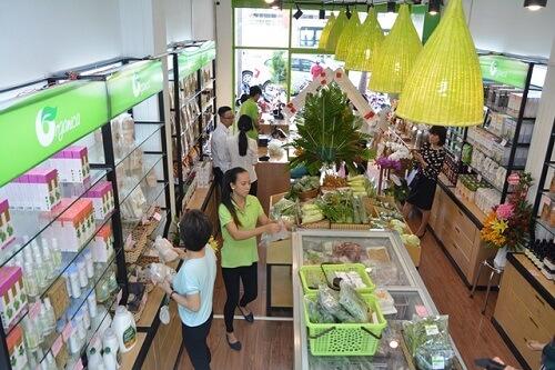 Cửa hàng Organica