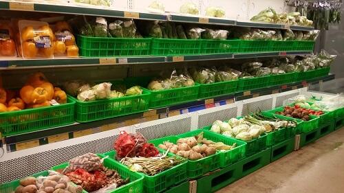 Cửa hàng trái cây sạch TPHCM - Foods Caring