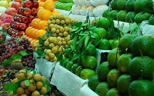 Cửa hàng trái cây sạch TPHCM - Greeny House