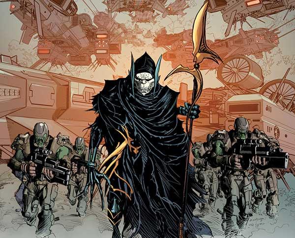 hình ảnh Black Order là ai? Thông tin sức mạnh của từng thành viên Black Order - số 2