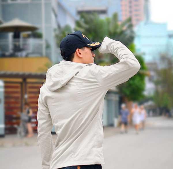 Shop áo khoác chống nắng nam TPHCM – Hinlet