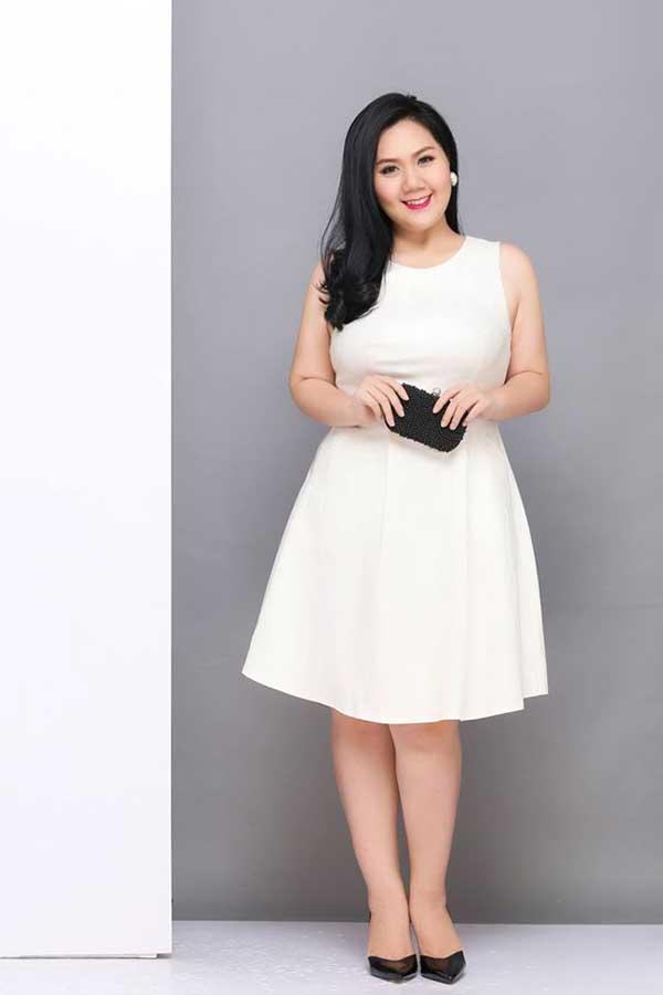 hình ảnh Top 10 Shop Đầm Big Size Rẻ Đẹp TPHCM Dành Cho Nàng Mũm Mĩm - số 6