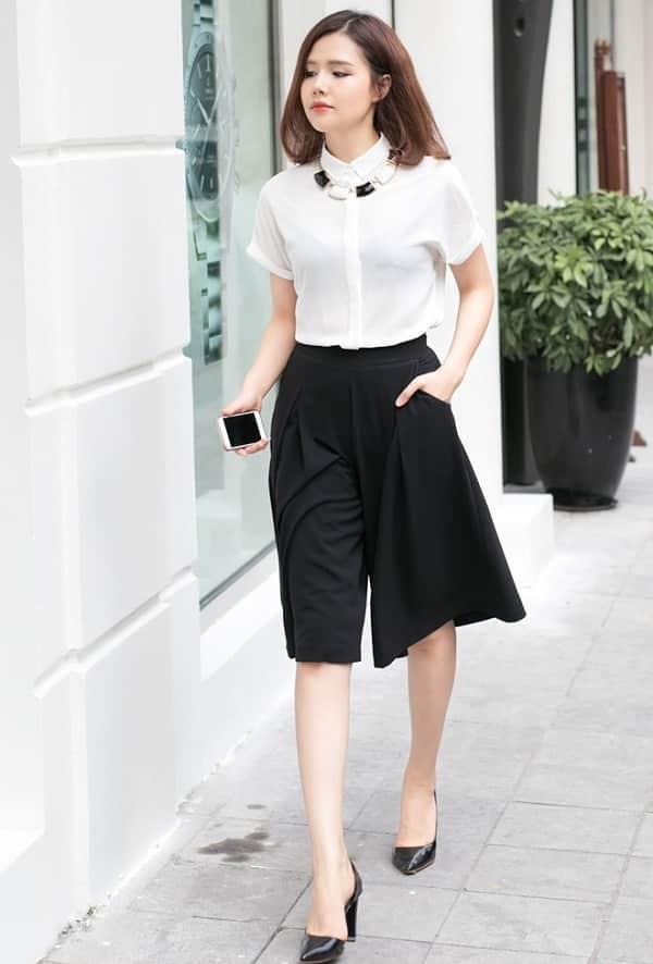 hình ảnh Top 8 Shop Bán Quần Ống Rộng (Culottes) TPHCM Rẻ Đẹp Cho Chị Em - số 5