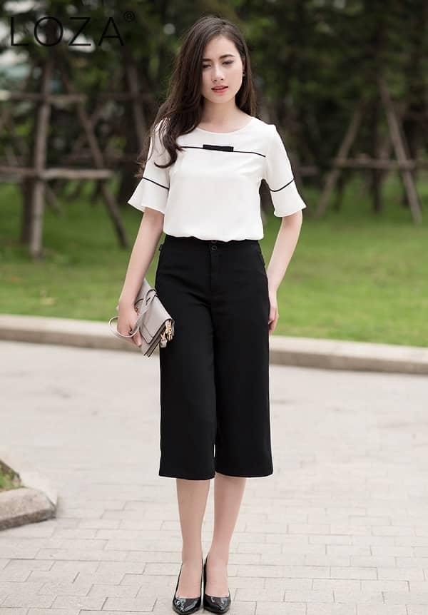 hình ảnh Top 8 Shop Bán Quần Ống Rộng (Culottes) TPHCM Rẻ Đẹp Cho Chị Em - số 1
