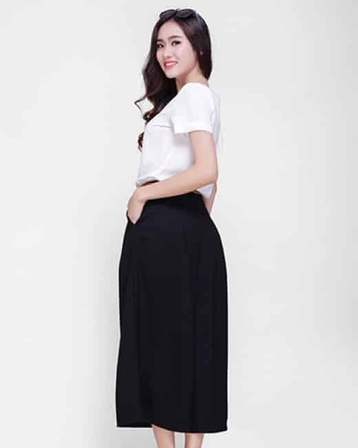 hình ảnh Top 8 Shop Bán Quần Ống Rộng (Culottes) TPHCM Rẻ Đẹp Cho Chị Em - số 2