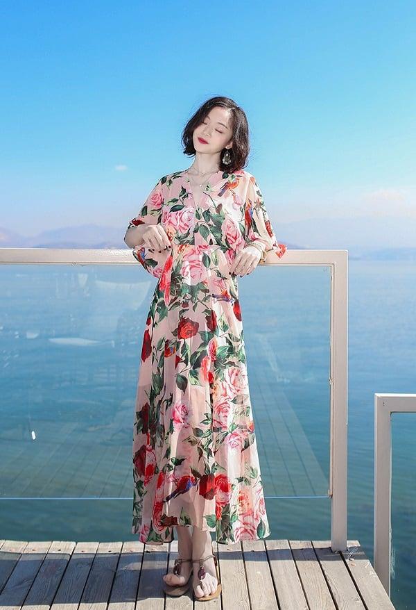 hình ảnh Top 7 Cửa Hàng Bán Váy Maxi Đẹp Ở Hà Nội Hot Nhất Hiện Nay - số 5
