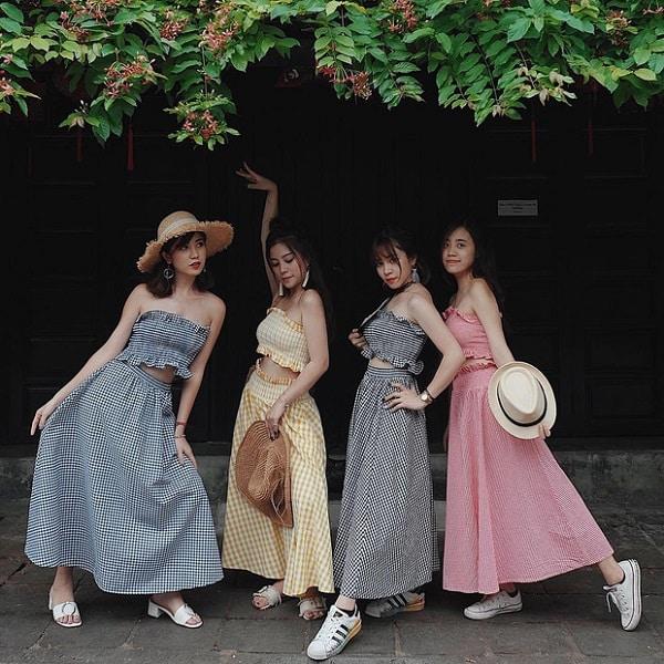 hình ảnh Top 7 Cửa Hàng Bán Váy Maxi Đẹp Ở Hà Nội Hot Nhất Hiện Nay - số 2