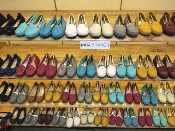 Shop giày nữ tphcm