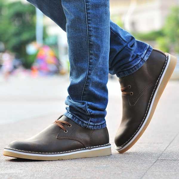 hình ảnh Top 10 Shop Giày Nam TPHCM Giá Siêu Rẻ Mẫu Mã Cực Chất - số 2