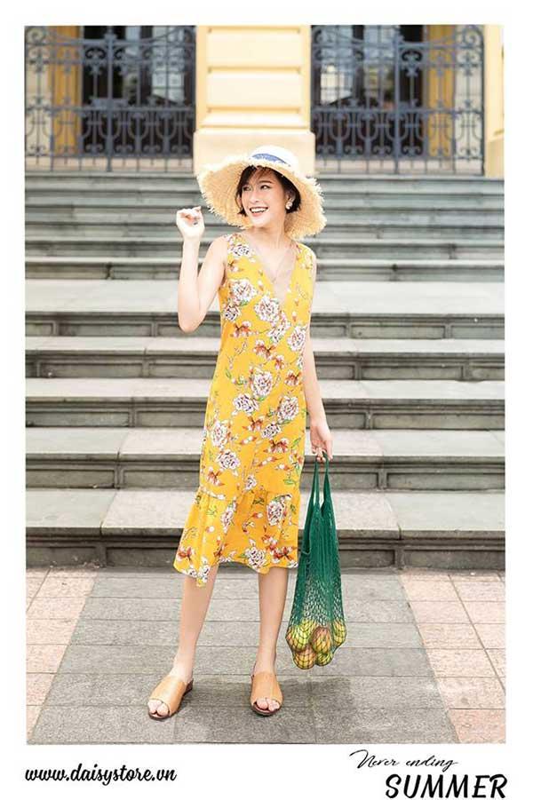 """hình ảnh Top 10 Shop Váy Đẹp Hà Nội Cực Hot Trên Facebook Vừa Rẻ Vừa """"Chất"""" - số 4"""