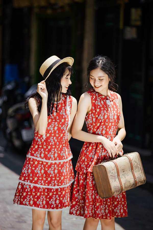 """hình ảnh Top 10 Shop Váy Đẹp Hà Nội Cực Hot Trên Facebook Vừa Rẻ Vừa """"Chất"""" - số 6"""