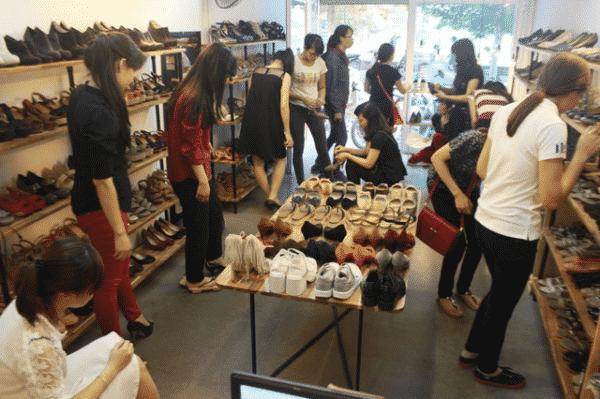 hình ảnh Top 8 Shop Giày Nữ Hà Nội Được Chị Em Yêu Thích Nhất - số 1