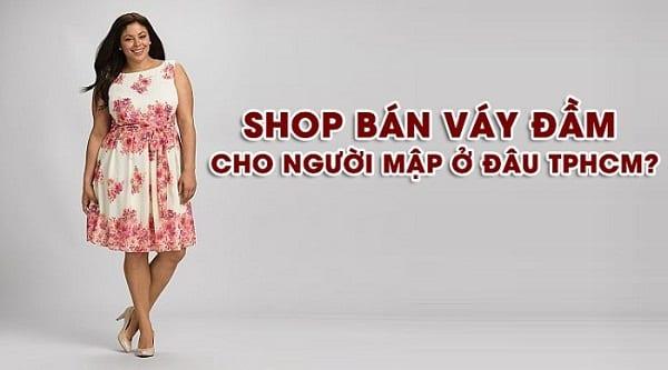 hình ảnh Top 10 Shop Đầm Big Size Rẻ Đẹp TPHCM Dành Cho Nàng Mũm Mĩm - số 1