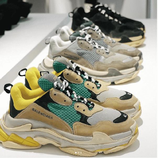 hình ảnh Top 6 Shop Giày Balenciaga Triple S Replica Tại TPHCM & Hà Nội - số 1
