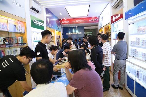 hình ảnh Top 10 cửa hàng bán iphone giá rẻ nhất TPHCM hàng chuẩn 100% - số 2