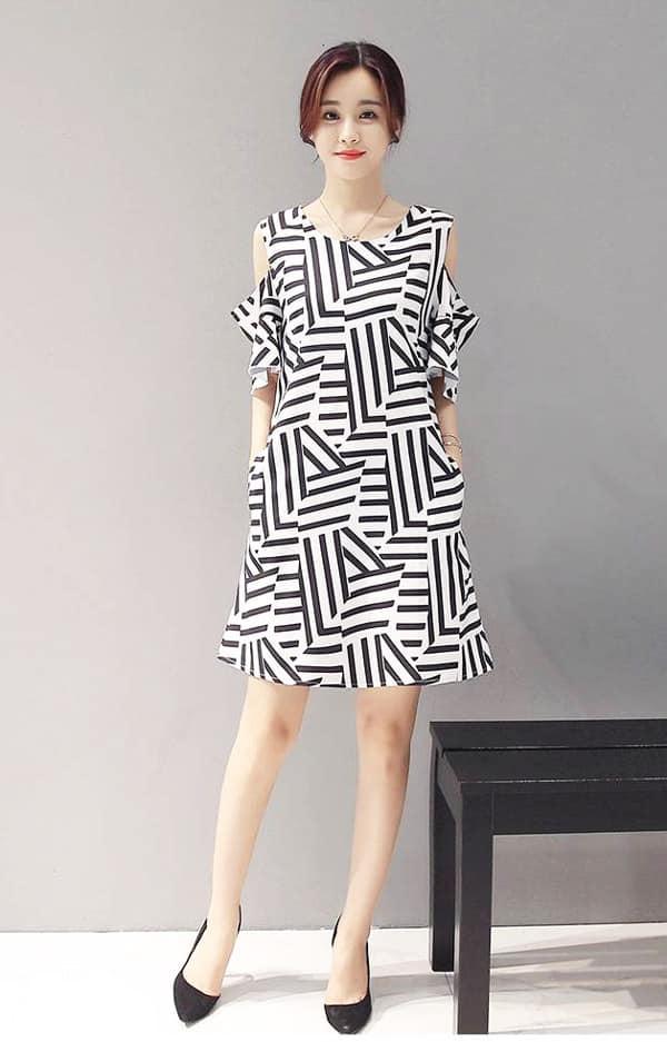 hình ảnh Top 10 Shop Bán Váy Suông Tại Hà Nội Đẹp & Đông Khách Nhất - số 11