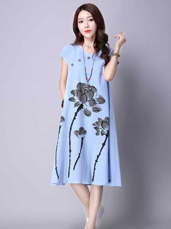 hình ảnh Top 10 Shop Bán Váy Suông Tại Hà Nội Đẹp & Đông Khách Nhất - số 4
