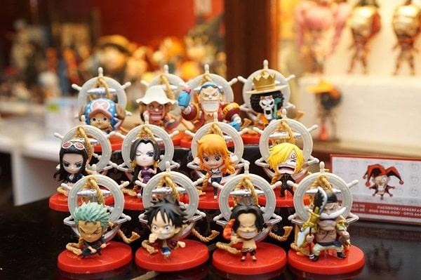 hình ảnh Top 7 Shop Anime - Manga Tại Hà Nội Cực Kỳ Nổi Tiếng - số 4