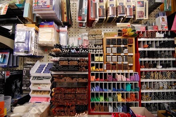 hình ảnh Top 4 Cửa Hàng Bán Họa Cụ & Dụng Cụ Vẽ Online Ở Hà Nội Giá Rẻ Nhất - số 2
