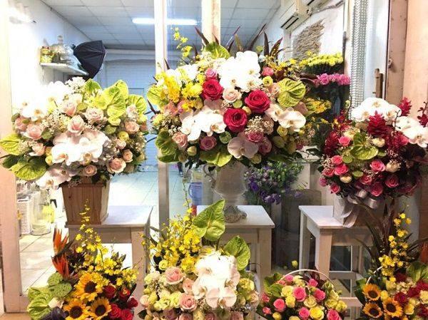 Shop hoa tươi - MrHoa