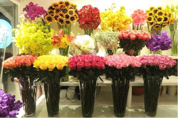 hình ảnh Top 5 Shop Hoa Tươi Giá Rẻ & Nổi Tiếng Nhất Ở TPHCM - số 1