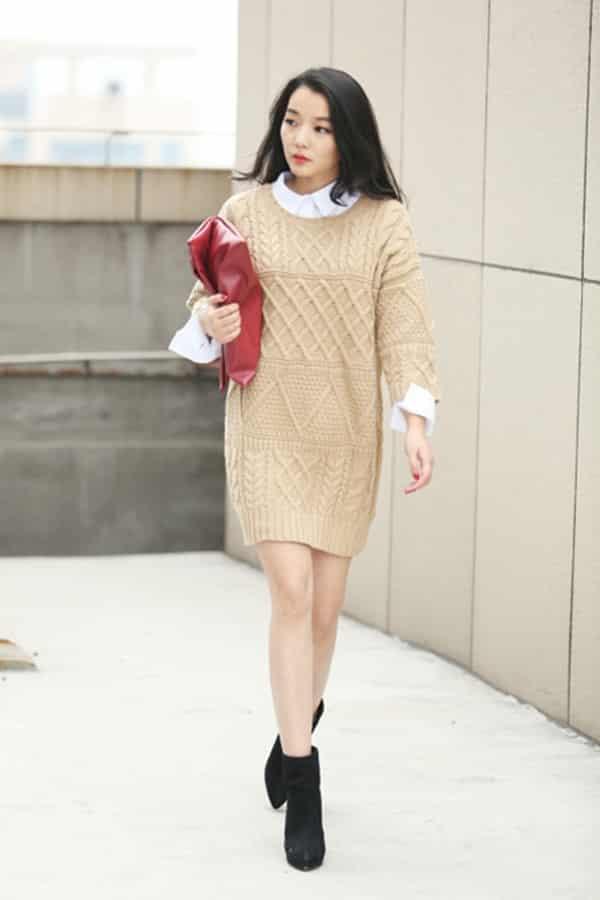 hình ảnh Top 6 Shop Váy Len Đẹp Ở Hà Nội Được Yêu Thích Nhất - số 3