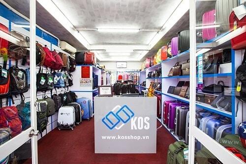Shop vali giá rẻ TPHCM - KOS