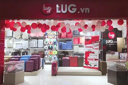 Shop vali giá rẻ TPHCM - LUG.VN