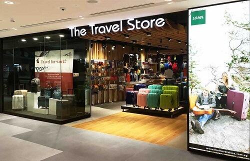 Shop vali giá rẻ TPHCM - The Travel Store