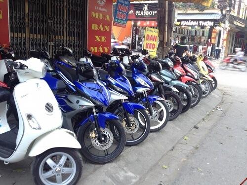 Cửa hàng bán xe cũ trả góp TPHCM - Thành Đạt