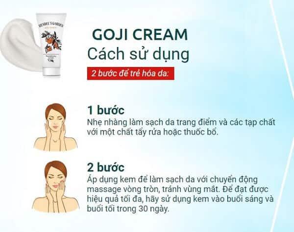 goji cream có tốt không hình ảnh 2