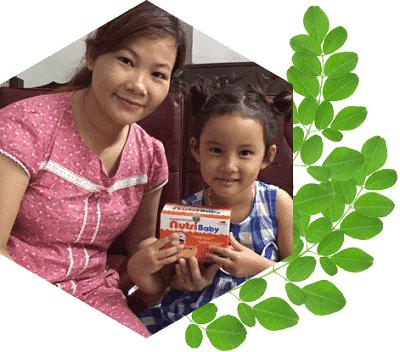 đánh giá của khách hàng về Cốm vi sinh Nutribaby