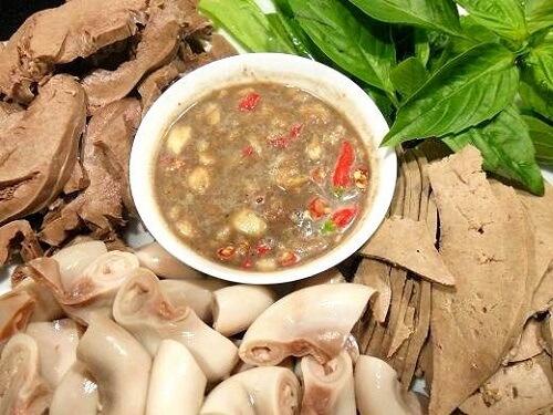 Món ăn nên kiêng khi bị mỡ máu cao - Nội tạng động vật