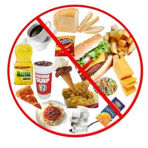 Món ăn nên kiêng khi bị mỡ máu cao -Thực phẩm có đường