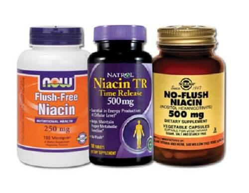Thuốc Tây Giảm Mỡ Máu Tốt Nhất – Thuốc Niacin