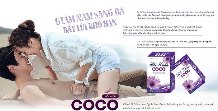 thuốc hồi xuân coco có tốt không